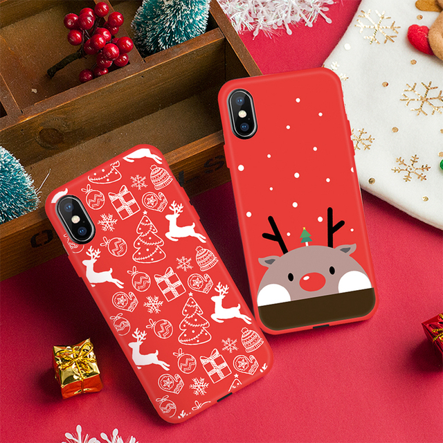 Iphone 6 Plus Christmas Case.Christmas Phone Cases Iphone 6 6s Plus 7 8 Plus X Xr Xs Max