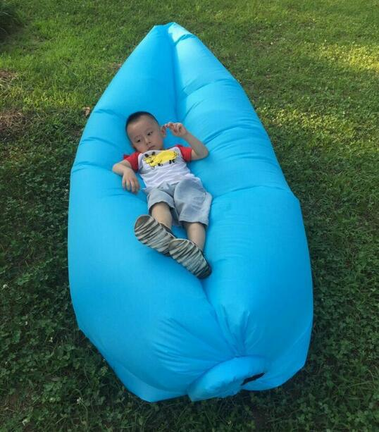 Two Seat Durable Bean Bag Chair, Air Inflatable Beanbag Sofa Cushion, Fast  Instantly Outdoor Sofa , Sleeping Sac,picnic Bag In Garden Sofas From  Furniture ...
