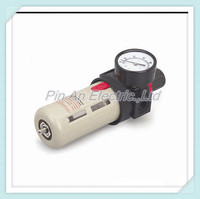 Free Shipping BFR3000 Pneumatic Air Filter Regulator Combination 3 8