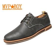 Mvp Boy Daily Handmade Leather Shoes shoe sol asicse cortez zx flux boost v2 replica-shoes seba chaussure homme de marque