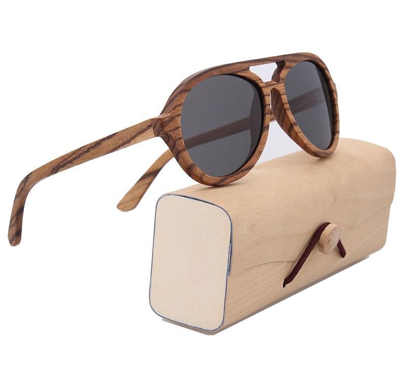 Image 5 - POP AGE солнцезащитные очки мужские желтые зеркальные Полароид деревянные очки для вождения классические ретро поляризованные солнцезащитные очки мужские брендовые авиадор-in Мужские солнцезащитные очки from Аксессуары для одежды on AliExpress - 11.11_Double 11_Singles' Day