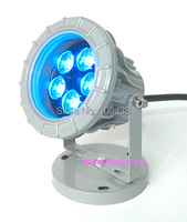 High Power 5W LED Outdoor Light Good Quality Aluminum Fitting CE 5X1W DS 06 50 5W