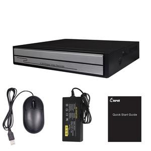 Image 3 - Keeper vidéosurveillance en réseau, 4CH ou 8CH, avec porte POE 1080P 2mp, 48V, pour caméra IP H.264, P2P ONVIF