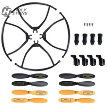 Holy Stone HS150 RC Racing font b Drone b font Replacement Parts Sets Quadcopter Propeller Motor