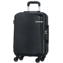 DAVIDJONES spinner hardside suitcase 28 inches TSA lock High quality Trolley suitcase rolling spinner wheels  traveller case box