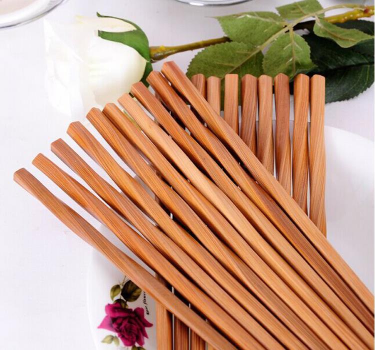 Kitchen Art 24cm: 500Pairs Chopsticks Bamboo Chopsticks 24cm Kitchen Dining