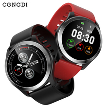 Congdi Smart Watch 100% Original Z03 ECG PPG Blood Pressure Heart Rate Monitor intelligent умные часы IOS Android