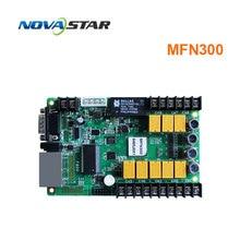 novastar multi-function card nova MFN300 Support temperature and humidity module connection 3pcs/lot [sa] ge nova pressure sensor npc 1220 005g 3s 3pcs lot