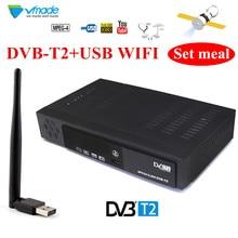 Openbox DVB-T2 DVB-T Satellite Receiver HD Digital TV Tuner Receptor MPEG-4 DVB T2/T H.264 Terrestrial TV Receiver Set Top Box
