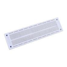 Free shipping! Hi-Q White SYB -120 breadboard 700 Point Solderless PCB Bread Board 176*46mm