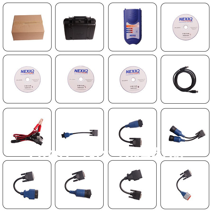 2014-Professional-NEXIQ-125032-USB-Link-With-All-Adapters-For-Diesel-Truck-Diagnostic-Tool-Nexiq-With (1)