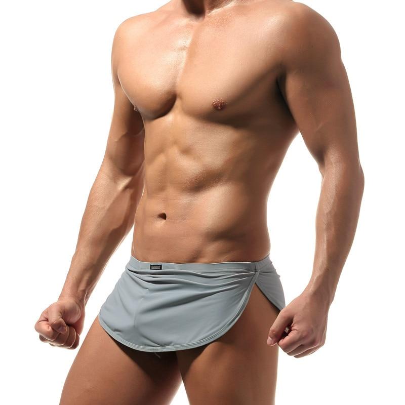 Brand Men Sexy Underwear Briefs Built-in Pounch Men Jockstrap Gay Underwear  G-string Sexy Thongs  Men Bikini Size XXL