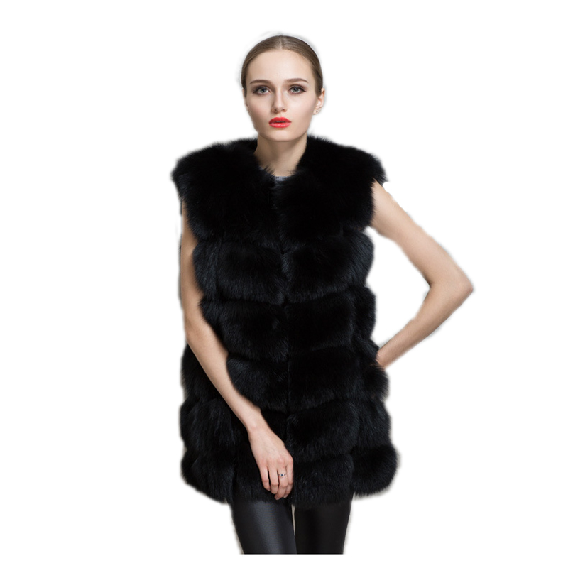 Fur And Leather Coat