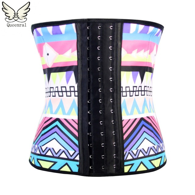 Modeling strap  shaper  waist trainer  body shaper  latex waist cincher hot shaper slimming belt waist trainer corset Fajas