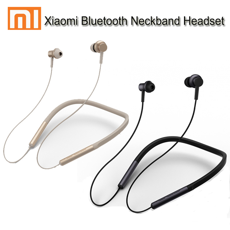 Image result for Mi Bluetooth Neckband Earphones