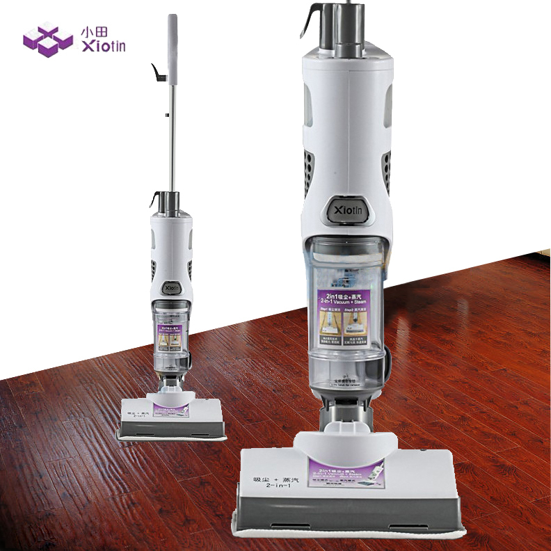 Xiotin 7819ch Vacuum Cleaner Steam Mop 2 In 1 Combo