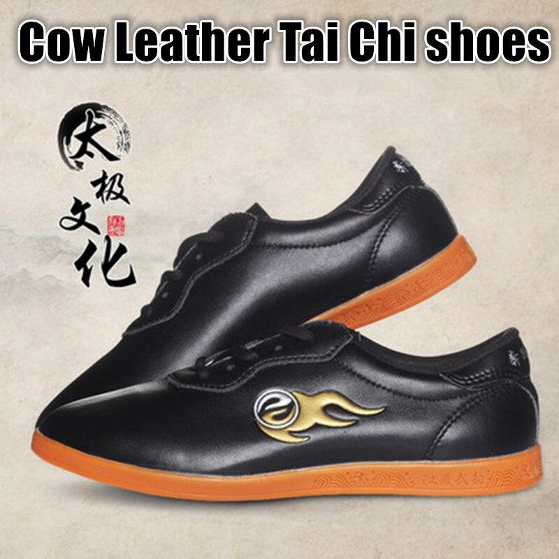 Top Quality Martial Art Shoes Chinese Kung Fu Wing Chun Shoes Sport Sneaker Karate Fitness Shoes Tai Ji Performance Shoeswear