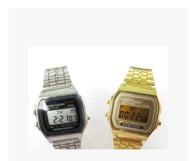 f03ac974e38e ... Digital Watch Brand Cassio Men and Women Sports Electronic Watch  A159W-in Men s Costumes from Novelty   Special Use on Aliexpress.com