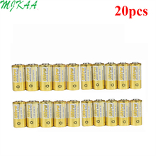 20pcs/pack 4LR44 Batteries L1325 6V Primary Dry Alkaline Battery Cells Car Remote Watch Toy Calculator