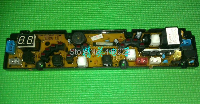 Free shipping 100% tested for AUX washing machine board Computer board XQB60-8217 XQB52-5288 motherboard on sale free shipping 100% tested washing machine motherboard for samsung xqb52 s71as xqb55 v71as xqb50 s71a computer board sale
