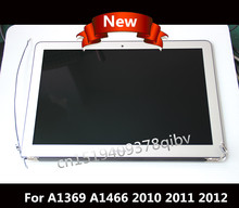 """Brand LCD Screen Display Assembly for Macbook Air 13"""" A1369 661-5732 MC503 MC965 2010 2011 A1466 2012"""