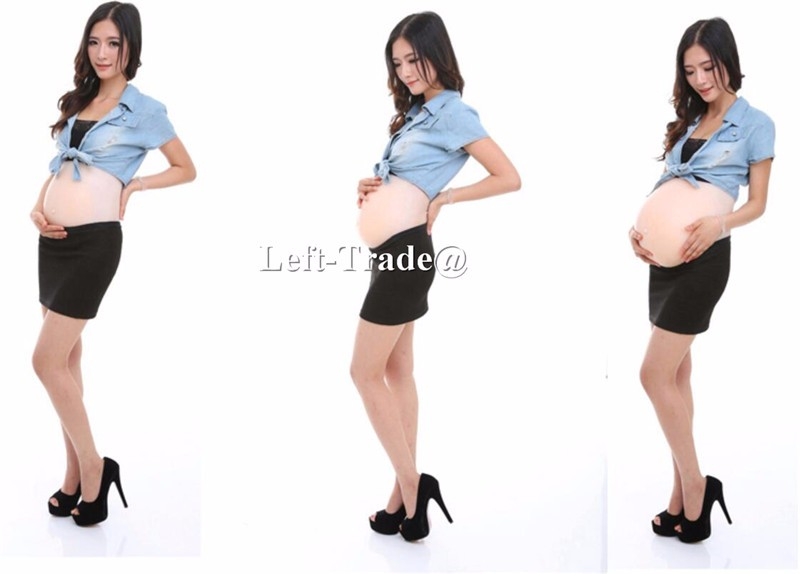 silicone belly