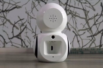 Vision Nocturne à Vendre | Caméra Robot Infrarouge Numérique APP 200W Avec Alarme De Surveillance Vidéo De Vision Nocturne Alarme De Sécurité à Domicile Wifi à Vendre