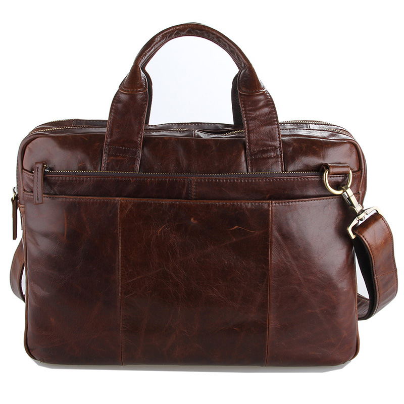 Genuine Leather Men Bags New Male Briefcase Man Business Laptop Bag Men Crossbody Shoulder Handbags Men's Messenger Totes genuine leather men bag fashion messenger bags shoulder business men s briefcase casual crossbody handbags man waist bag li 1423