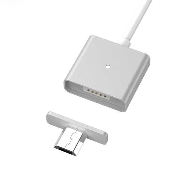 Em Estoque! original wsken x-cabo micro usb cabo magnética para a apple ios smasung htc xiaomi alta velocidade cabo de carregamento rápido