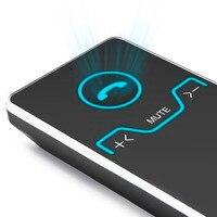 Parasol Altavoz Inalámbrico de manos libres Bluetooth Kit de Coche Manos Libres Para El Móvil teléfono Manos Libres para el Automóvil con Altavoz 2 W Altavoz en el Coche SP01