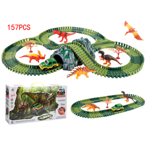 Plastic Dinosaur Toys DIY Bloc