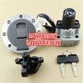 Accesorios libres de la motocicleta de Combustible Gas Cap Conjunto completo Llave Interruptor de Encendido Para YAMAHA FZ400 XJR400 XJR1200 XJR1300