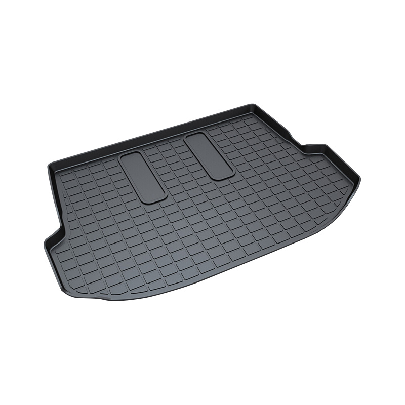 Rear Trunk Liner Cargo Floor Tray for Toyota YSX213 Toyota Runner Premium Waterproof Anti-Slip Car Trunk mat in Heavy Duty,Black trunk mat for honda crv 2012 2017 premium waterproof anti slip car trunk tray mat in heavy duty black