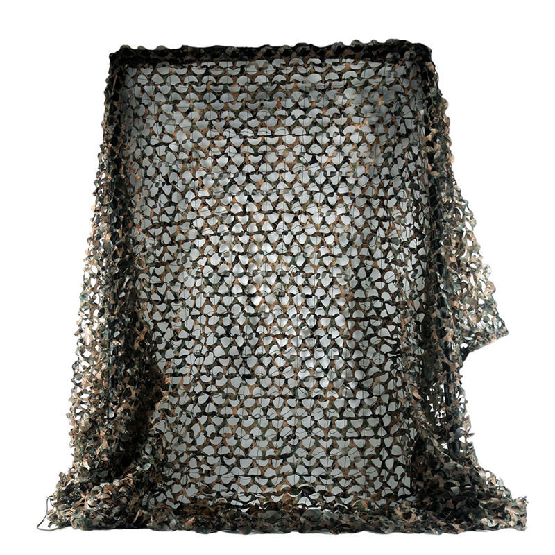 7*8M Outdoor Camping Tent Price Discount Camouflage Netting Family Party Garden Decoration Camouflage Net Outdoor Camping Tents 5 5m camouflage net camping beach tents 150d polyester oxford ultralight sun uv camouflage net outdoor camping beach tents