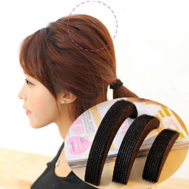 3 sztuk Kobiet i dziewczyna uroczy Mody Fryzura Wycinek Kij Maker Braid Bun Narzędzie Włosów akcesoria