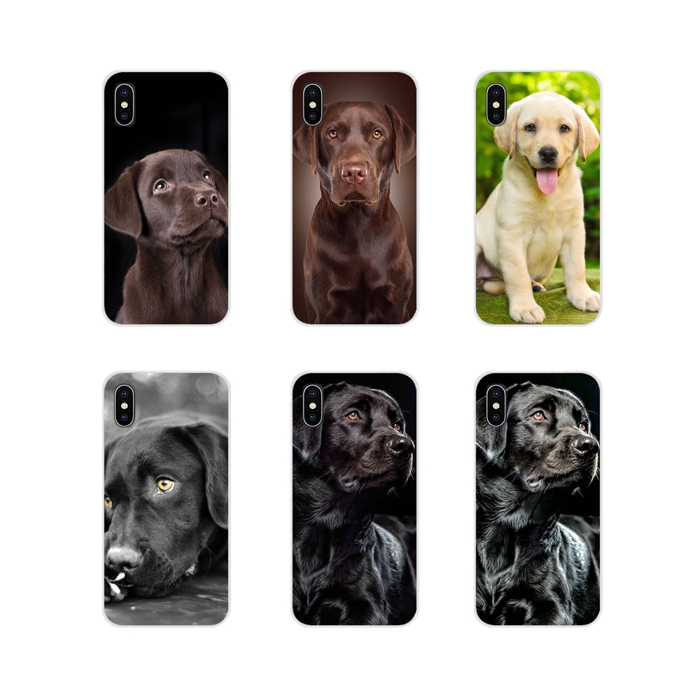 Accessories Phone Cases <font><b>Covers</b></font> Labrador Retriever dog For Huawei Mate <font><b>Honor</b></font> 4C 5C 5X 6X 7 7A 7C 8 <font><b>9</b></font> 10 8C 8X 20 <font><b>Lite</b></font> Pro image