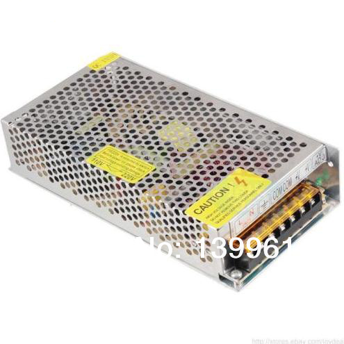 AC110V 220V to DC24V 5A 120W Regulated Switch Power Supply Voltage Converter