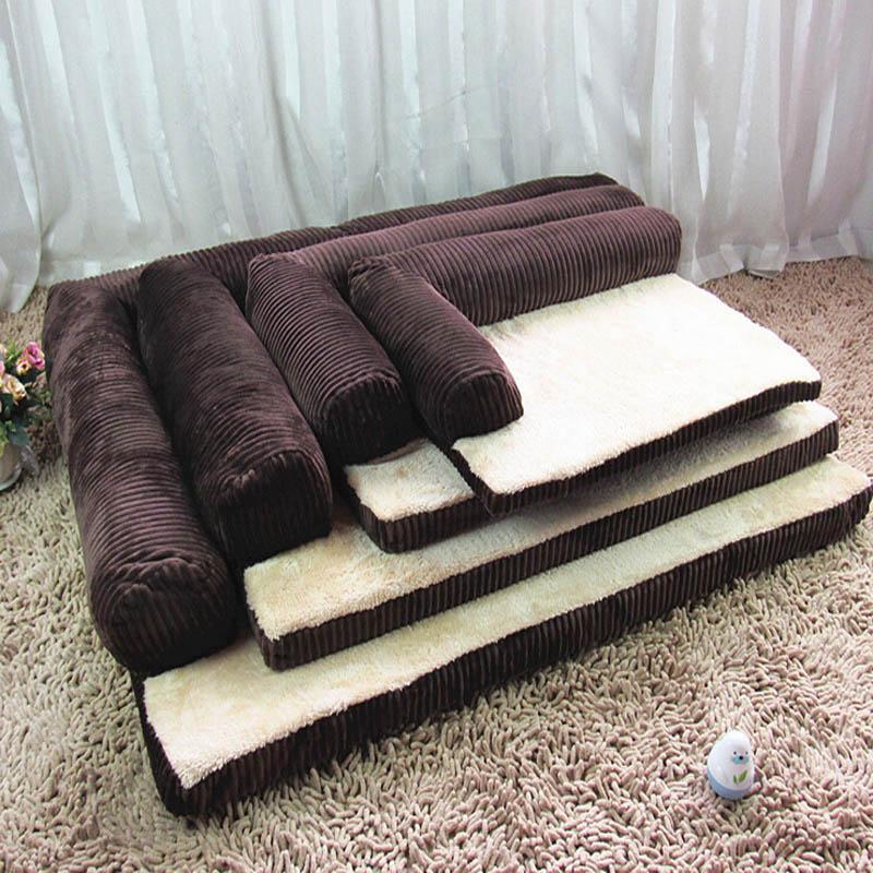 Luxury Dog Bed Sofa Dog Cat Pet Cushion For Big Dogs