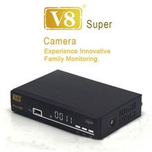 Freesat V8 Super Server DVB-S2 Satellite Receiver Full 1080P Smart Set Top Box Streaming Media Player With USB Wifi