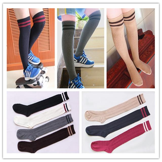 Sexy hohe Socken