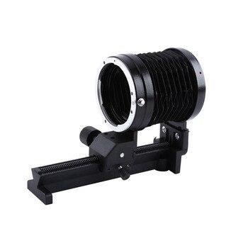 Macro fuelle lente trípode montaje extensión fuelles para Canon para EOS montura EF cámara de enfoque
