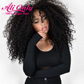 Full Lace Brazilian Virgin Wigs Kinky Curly Wig 8-24inch Brazilian Lace Front Wigs Top Full Lace Human Hair Wigs For Black Women