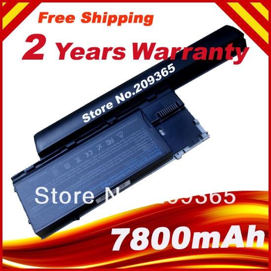 9 CELL Laptop Battery for Dell Latitude d620 D630 D630N PC764 FG442 TD175