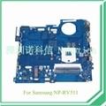 Ba41-01432a ba92-07699b ba92-07699a placa de sistema notebook pc para samsung np-rv511 rv511 laptop motherboard hm55 ddr3