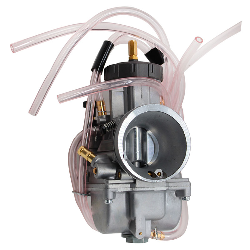 New PWK High Performance 34mm Air Striker Carburetor Carb For 200CC 250CC 300CC KTM HONDA YAMAHA SUZUKI KAWASKI Scooter ATV black throttle base cover carburetor for honda trx350 atv carburetor trx 350 rancher 350es fe fmte tm carb 2000 2006
