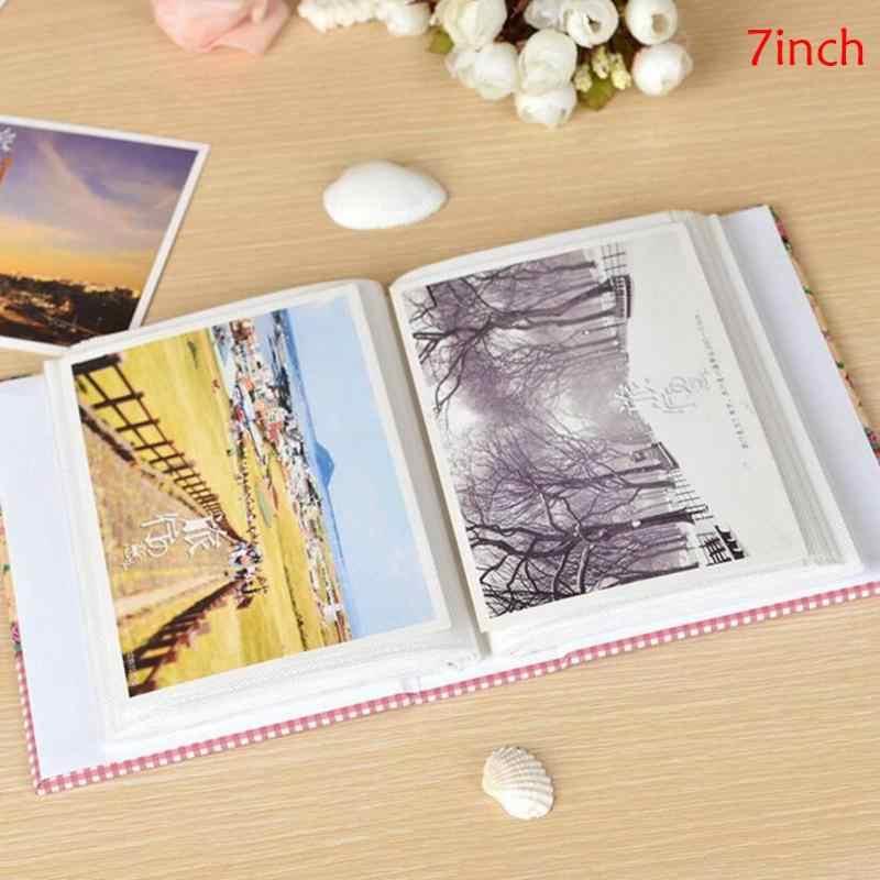100 200 bolsos 5/7 polegada álbum de fotos dos desenhos animados mini caso de imagem instantânea armazenamento para presentes de aniversário do miúdo mini filme instax álbum