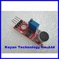 5 pçs/lote Módulo de Detecção de Alta Sensibilidade do Sensor de Som do Microfone Para AVR PIC KY-037