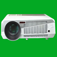 Android Wifi Projector Full HD 3D Convert LCD Pico Projetor 1280x800pixels For Office Home Cinema School Movie Display