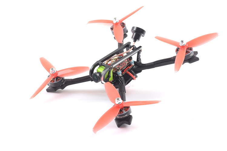 SKYSTARS Tomahawk220 FPV Racing RC Drone F4 8K FC OSD 25/200/800 mW VTX Caddx CameraSKYSTARS Tomahawk220 FPV Racing RC Drone F4 8K FC OSD 25/200/800 mW VTX Caddx Camera
