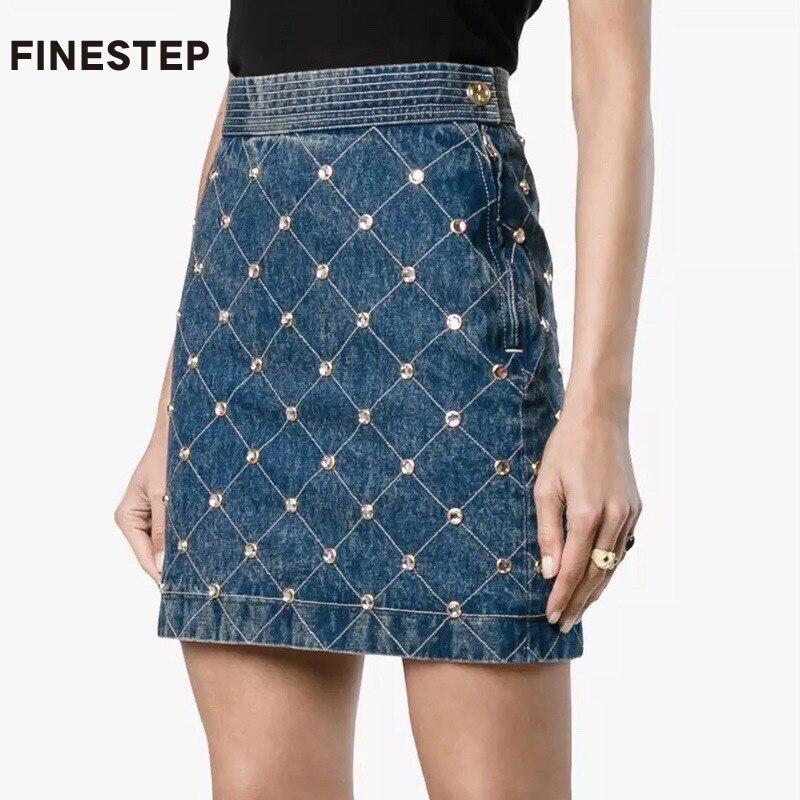 Mini Jeans Skirt for Women Jeans Skirt Summer Women Jean Skirt Women High Waist Skirt Jeans
